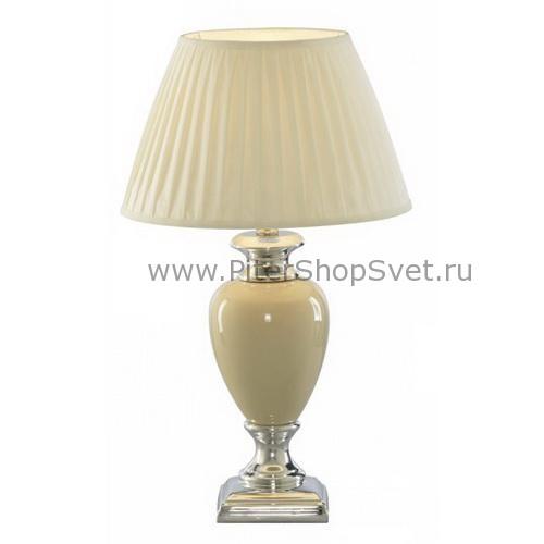 Настольные лампы с абажуром большой ассортимент и низкие