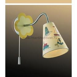 Детские светильники на стену